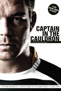 Captain in the Caildron book cover